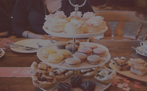 HIGH TEA ARRANGEMENT